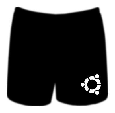 Boxershorts - ubuntu Logo