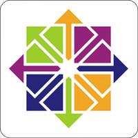 Notebook-Sticker - CentOS