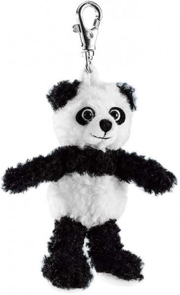 Schlüsselanhänger - Plüsch-Panda
