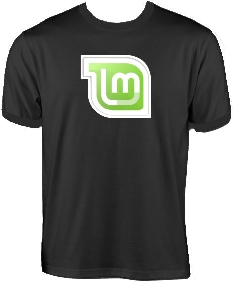T-Shirt - Linux Mint Logo