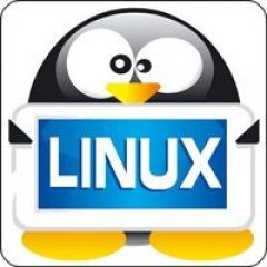 Tasten-Sticker - Tux Linux