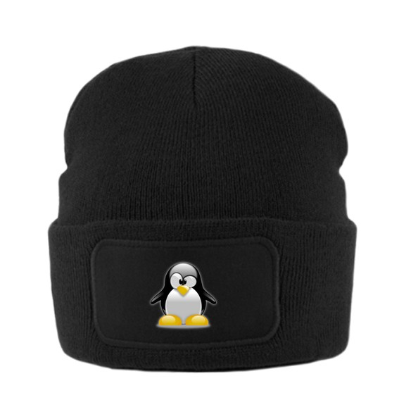 Mütze - 3D Tux