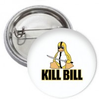 Ansteckbutton - KillBill