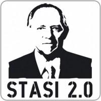 Tasten-Sticker - Stasi 2.0