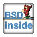 PC-Sticker - BSD inside