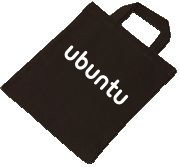 Baumwolltasche - ubuntu