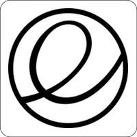 Notebook-Sticker - elementary OS