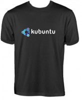 T-Shirt - kubuntu