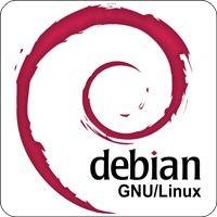 Notebook-Sticker - Debian GNU/Linux
