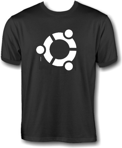 T-Shirt - ubuntu Logo