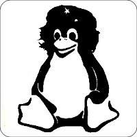 Notebook-Sticker - Guevara