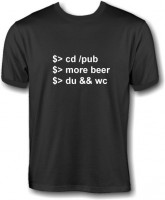 T-Shirt - More Beer