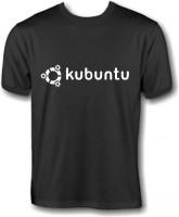 T-Shirt - kubuntu Linux