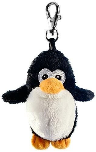 Schlüsselanhänger - Plüsch-Tux - Linux Pinguin