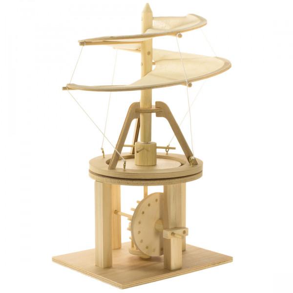 Da Vinci Luftschrauben-Bausatz