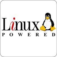 Tasten-Sticker - Linux powered