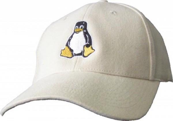 Baseballcap Tux - beige