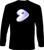 Langarm-Shirt - Gentoo