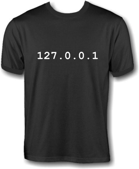 T-Shirt - Localhost